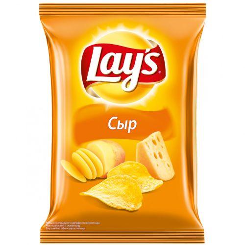 Чипсы Lay's (Сыр), 80 гр